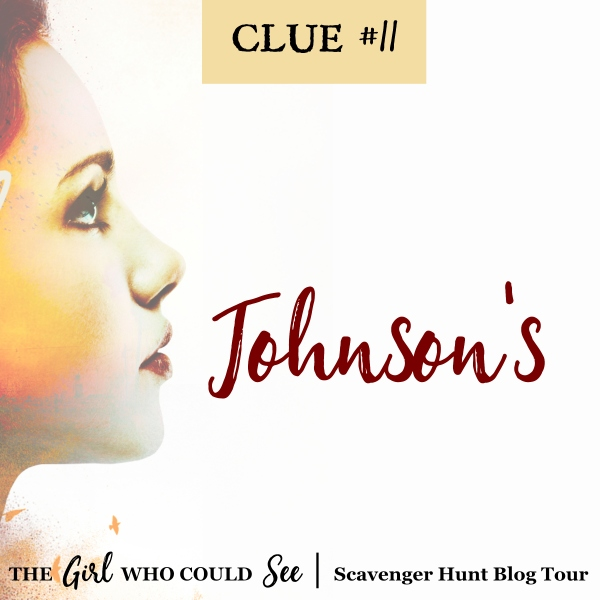 Clue 11 TGWCS Blog Tour Clue