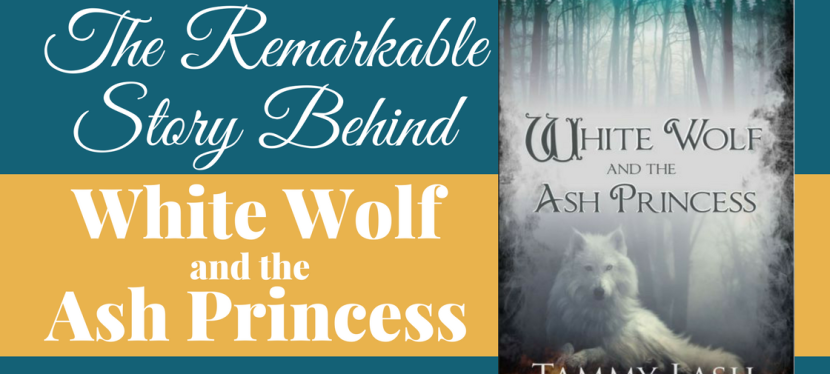 The Remarkable Story Behind 'White Wolf & the Ash Princess'