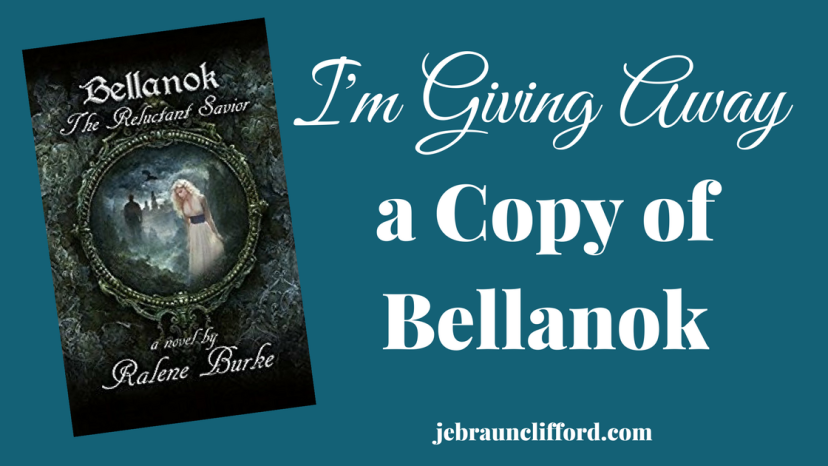 I'm Giving Away a Copy of Bellanok!