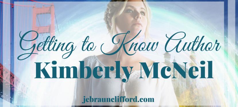 Getting to Know Author KimberlyMcNeil