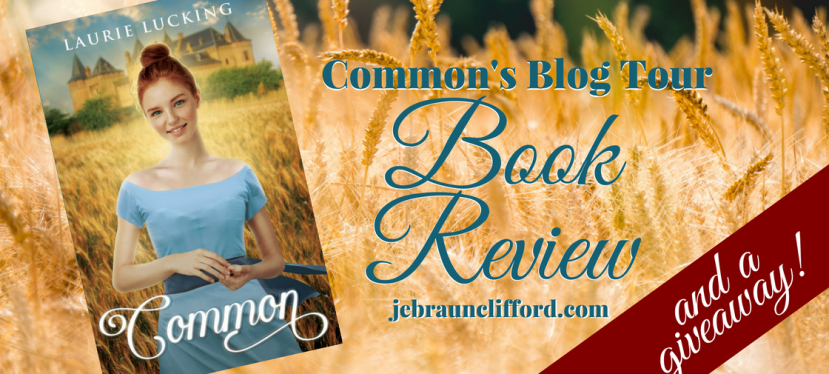 Common's Blog Tour: Book Review and a Giveaway!