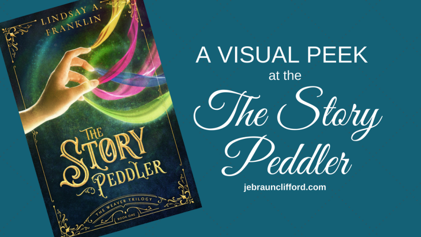 A Visual Peek at the The Story Peddler