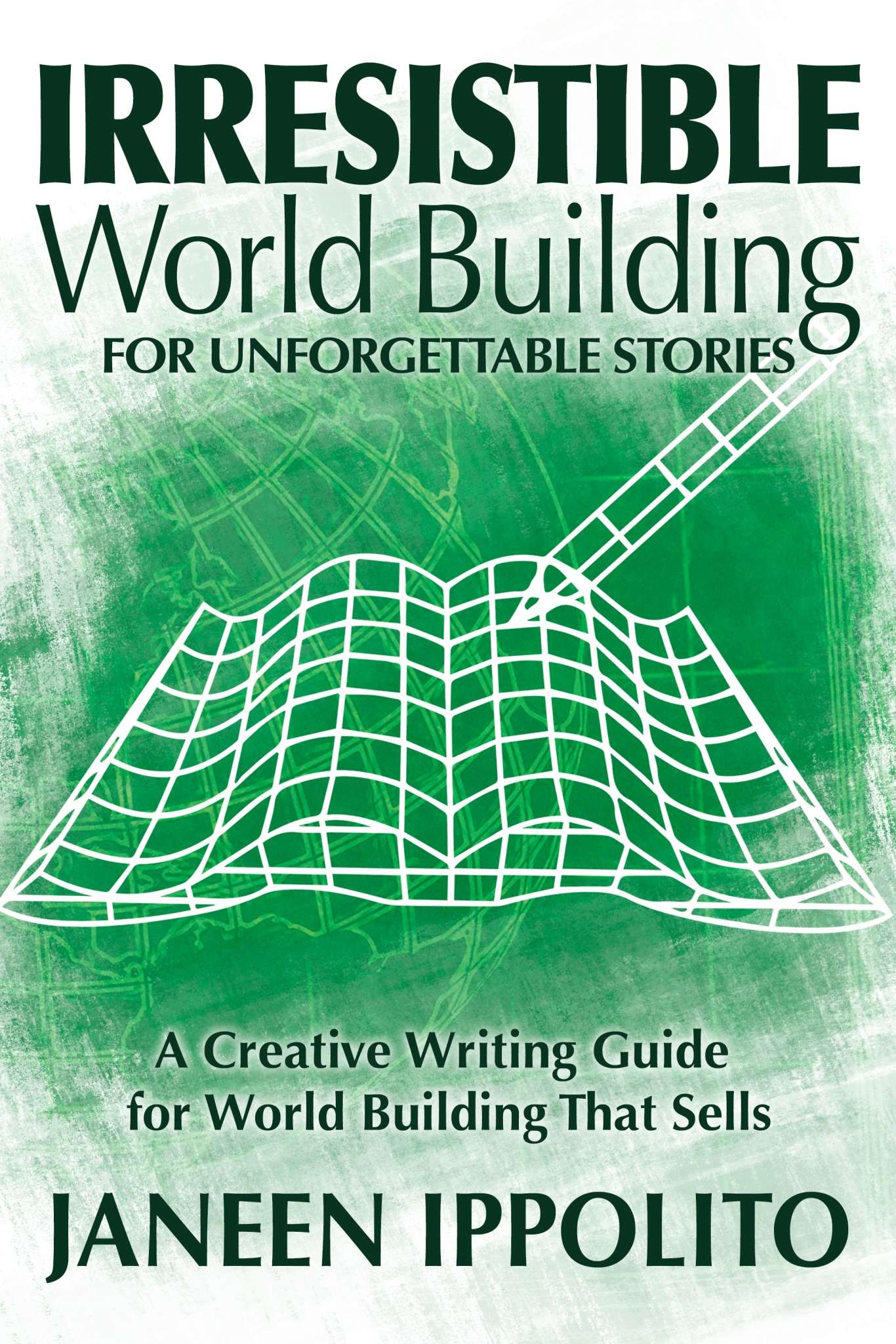 Irresistible World Building Cover