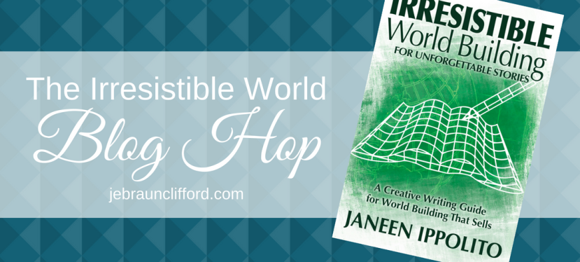 The Irresistible World Blog Hop