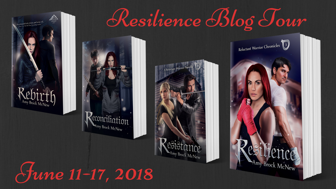 Resilience Blog Tour