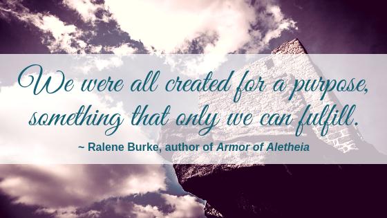 Ralene Burke Armor of Aletheia