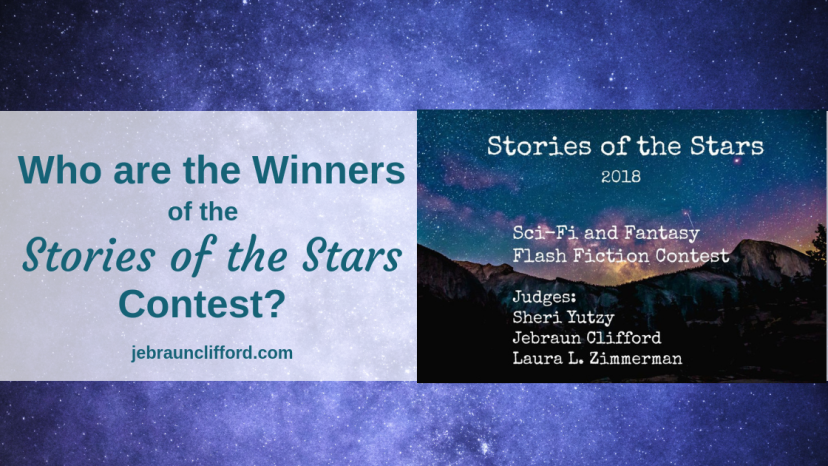 Who are the Winners of the Stories of the Stars Contest?
